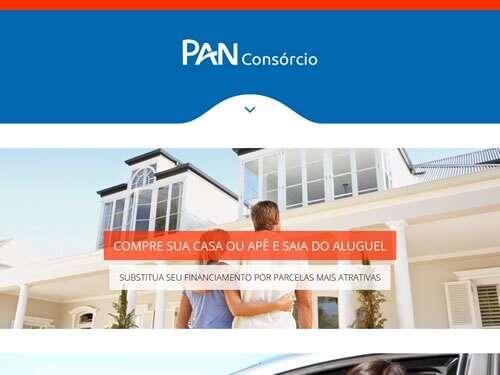 Landing Page - consorcio-venda