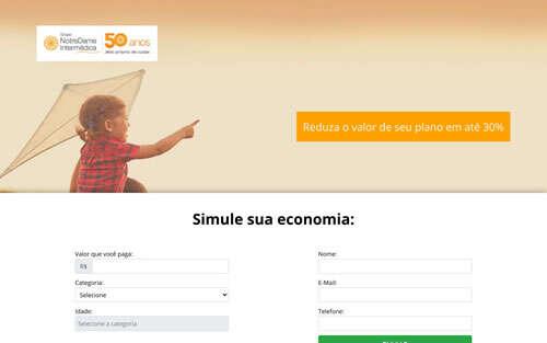 Landing Page - gndi